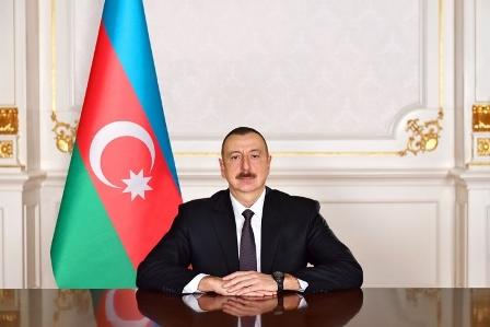Алиев поздравил азербайджанцев спраздником Новруз