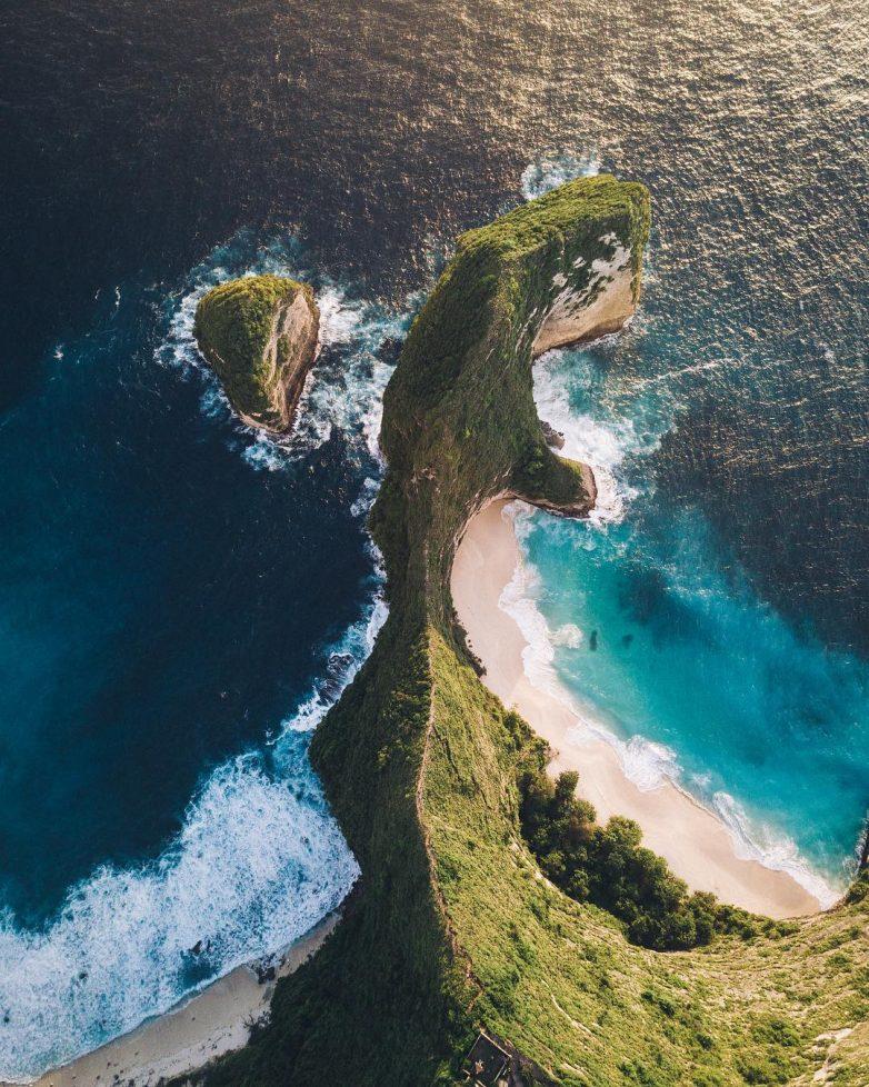 Манящая Индонезия: взгляд сверху