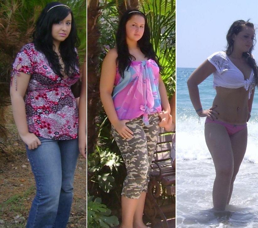 Похудей как я на 60 кг