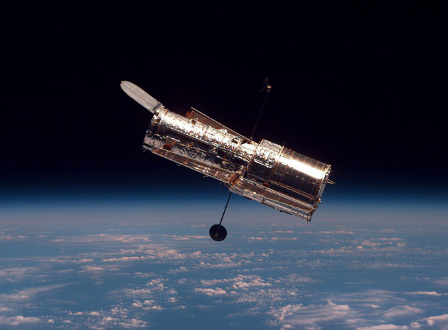 Лучшие фотографии телескопа Хаббл.