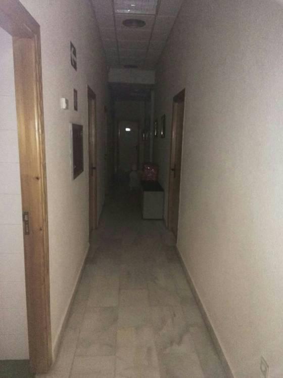 В мэрии испанского городка засняли призрак ребенка