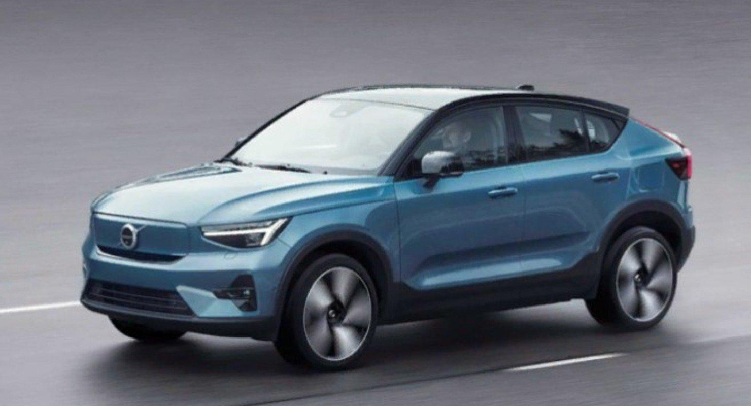 Компания Volvo представила новый электрический автомобиль — C40 Recharge Автомобили