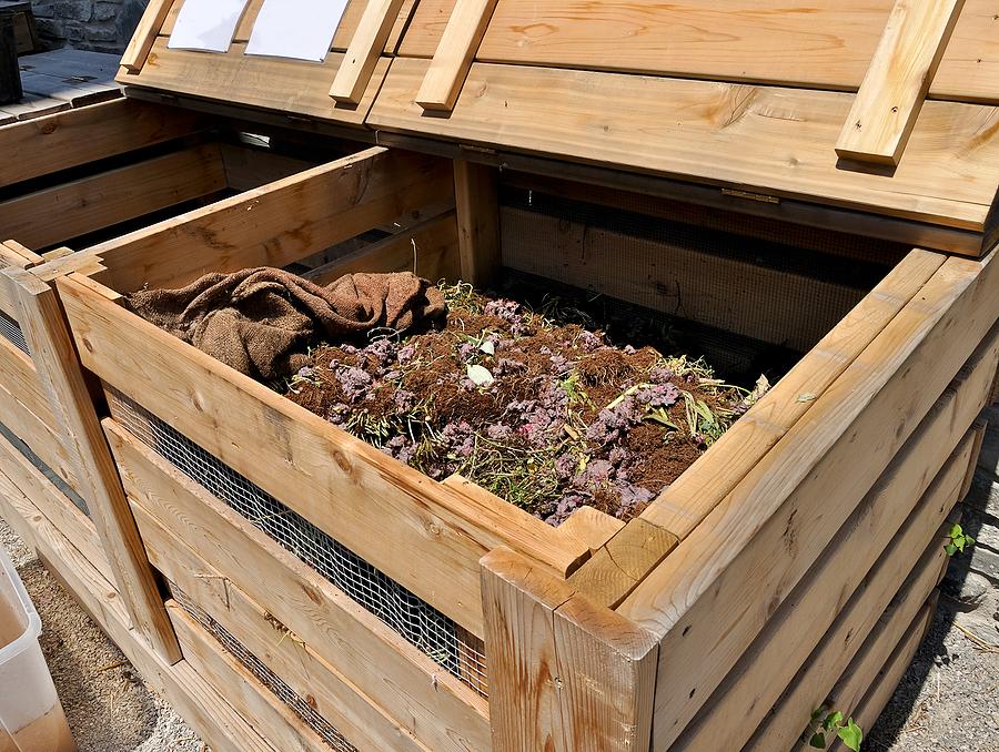 Компосты из древесных отходов