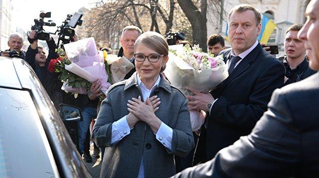 Сбылась мечта Тимошенко