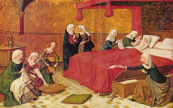 Какие рекомендации давали роженицам в древности, и Стоит ли прислушаться к ним сегодня женщины,здоровье,история,медицина,семья