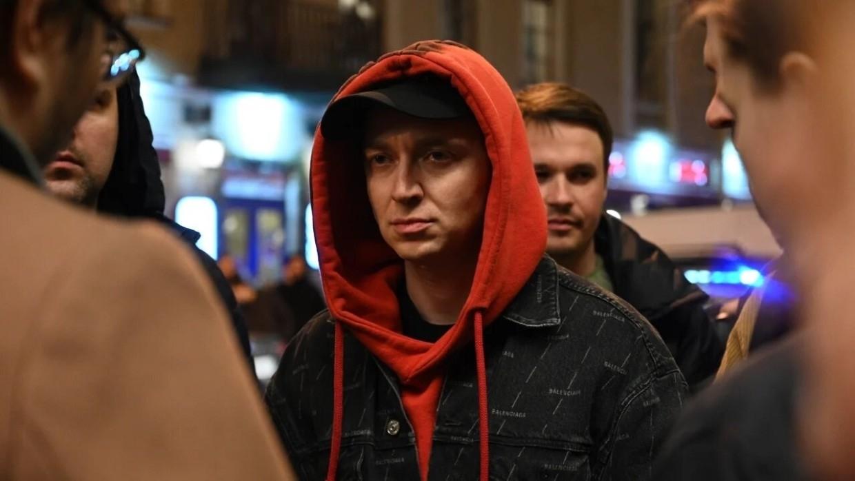 Оксимирон поддержал блогера Хованского после суда Происшествия