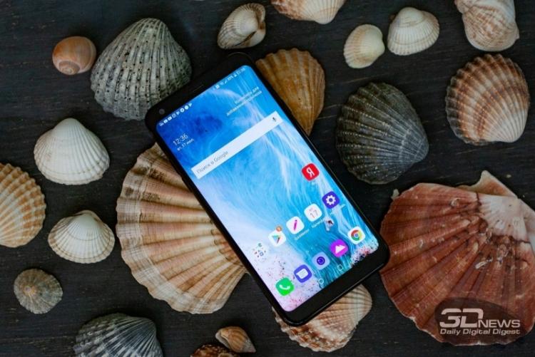 LG решила подождать с выходом складного смартфона, чтобы увидеть реакцию рынка