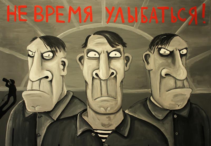 Смехотворные афоризмы КГБ, оказывается, и шутить умели Истории из жизни,эту страну не победить,юмор