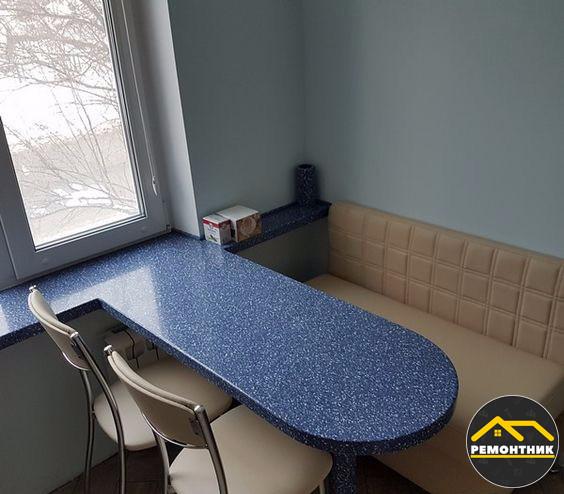 Как вам идея стола?