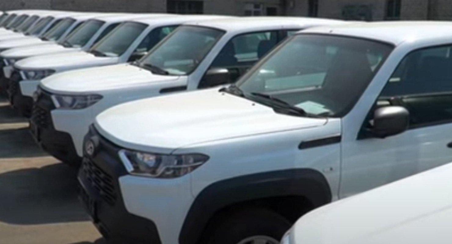 Для медиков в костромской глубинке приобрели 75 новых машин Автомобили