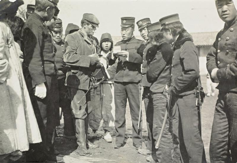 Корея, 1904 г. Джек Лондон задержан японскими военными джек лондон, история, фото