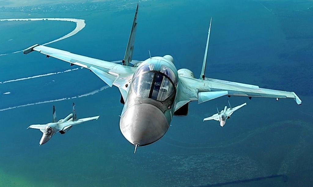 """Британские СМИ рассказали как 17 российских истребителей """"запугивали"""" эскадренный миноносец"""