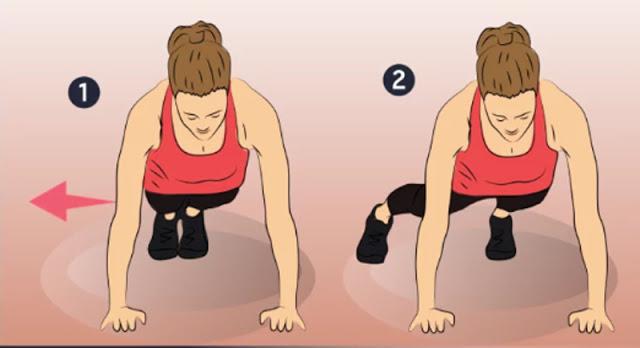 Планка: 28-дневная программа, которая преобразит ваше тело здоровье,красота,упражнения