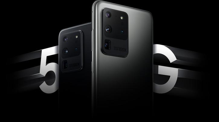 Galaxy S20 Ultra получил камеру-телескоп и 16 ГБ оперативной памяти