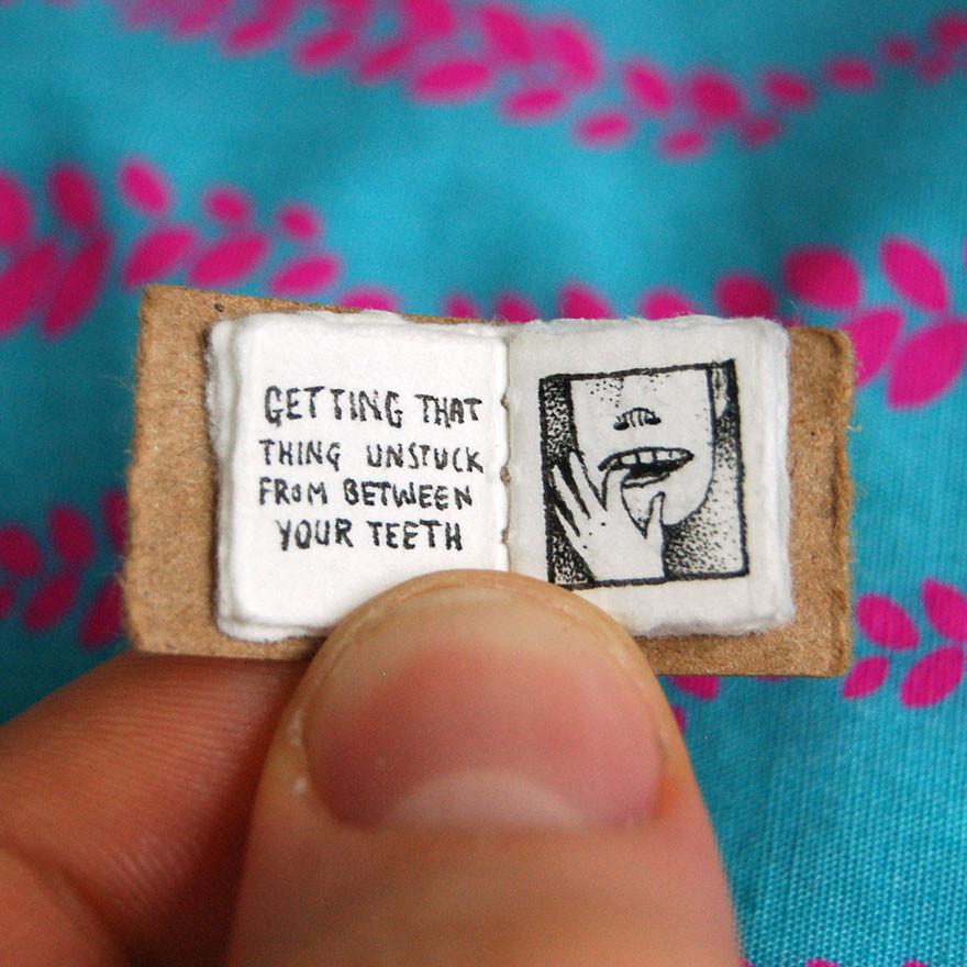 Вытащить то, что застряло между зубов книга, миниатюра