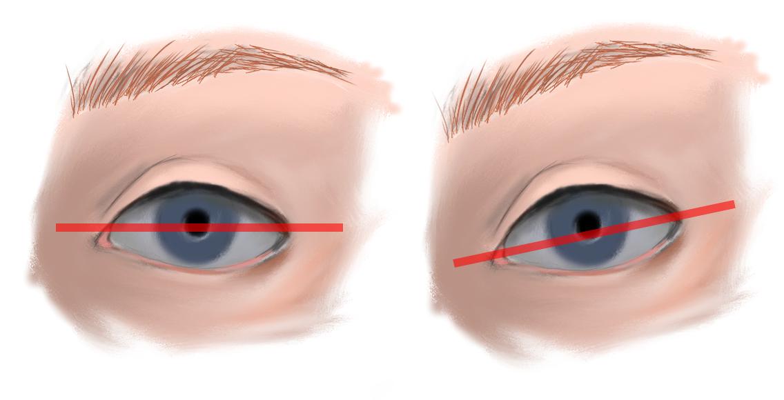 """""""Глаза кошечки"""" делаем модный макияж из любой формы глаз. Простая пошаговая схема для новичков"""