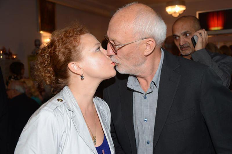 Татьяна абрамова и юрий беляев поженились фото