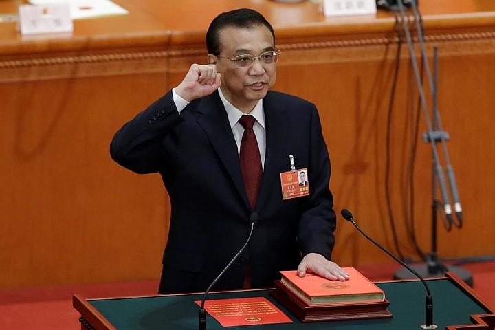 Ли Кэцяна переизбрали премьером Госсовета Китая на второй срок