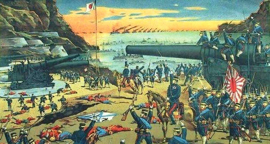 Что мерещилось японцам, штурмовавшим Порт-Артур? история