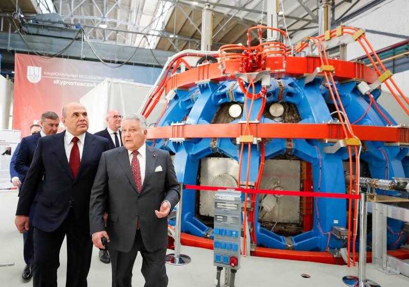 Токамак Т-15МД. Новые возможности для российской и мировой науки россия