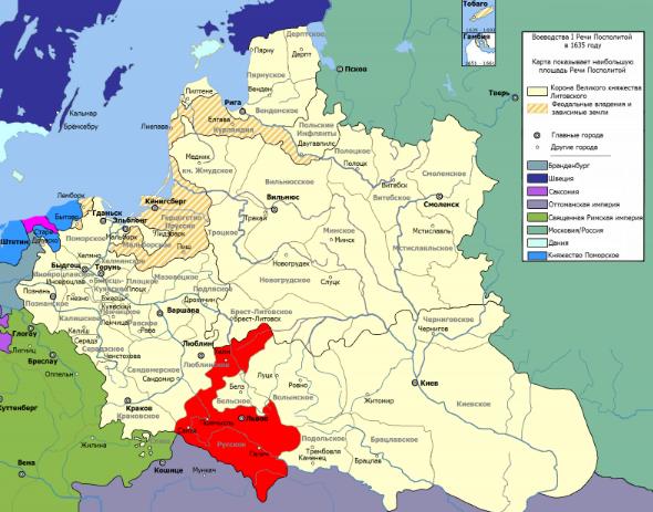 Польша заберёт Западную Укра…