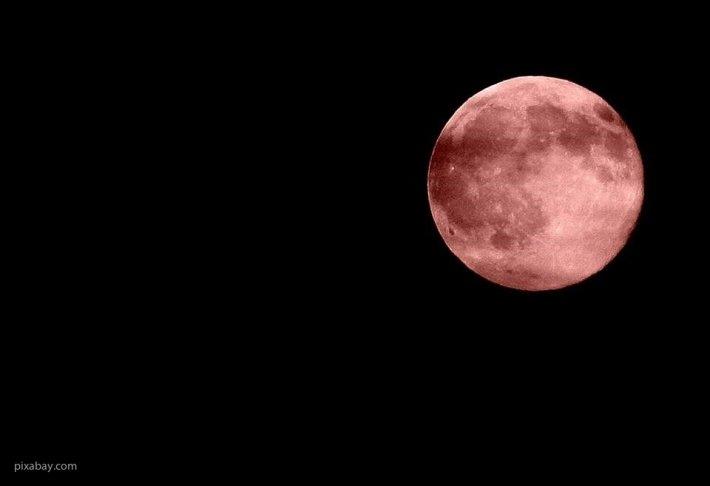 Россияне смогут понаблюдать за «кровавой» Луной 21 января