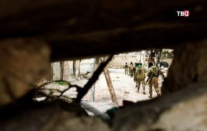 В Сирии снайперы открыли огонь по мирным жителям в гумкоридоре