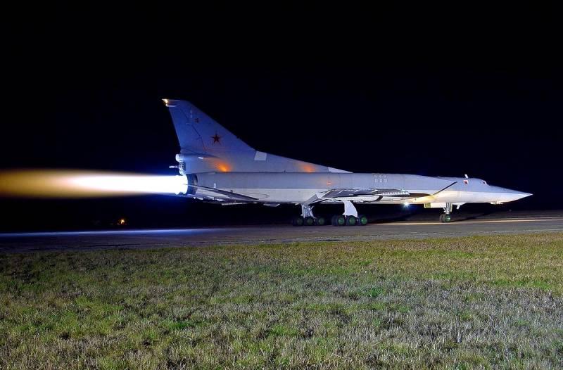 Советский Ту-22 становится для американского флота все опаснее
