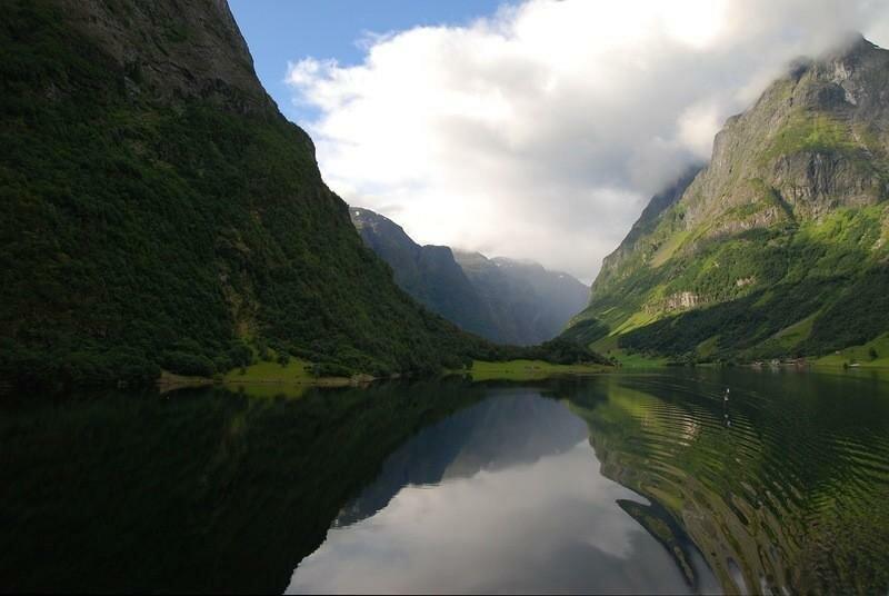 Поразительная Норвегия в фотографиях путешествия, факты, фото