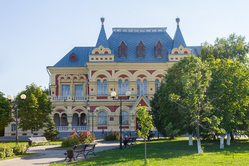 Город - Камышин, фотопрогулка