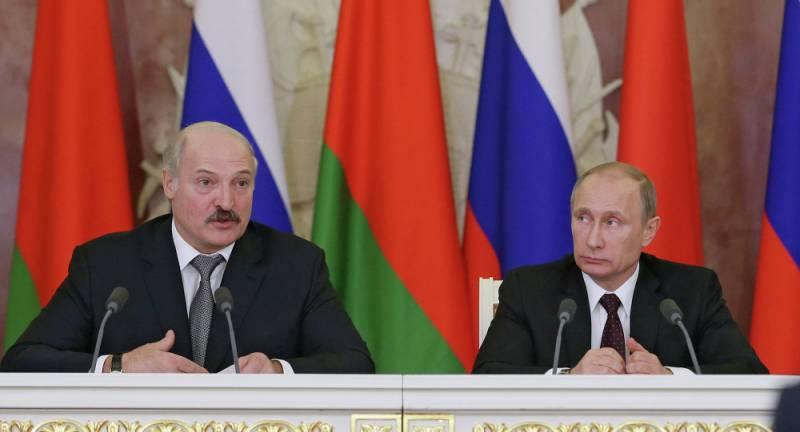 Крым и Союзное государство