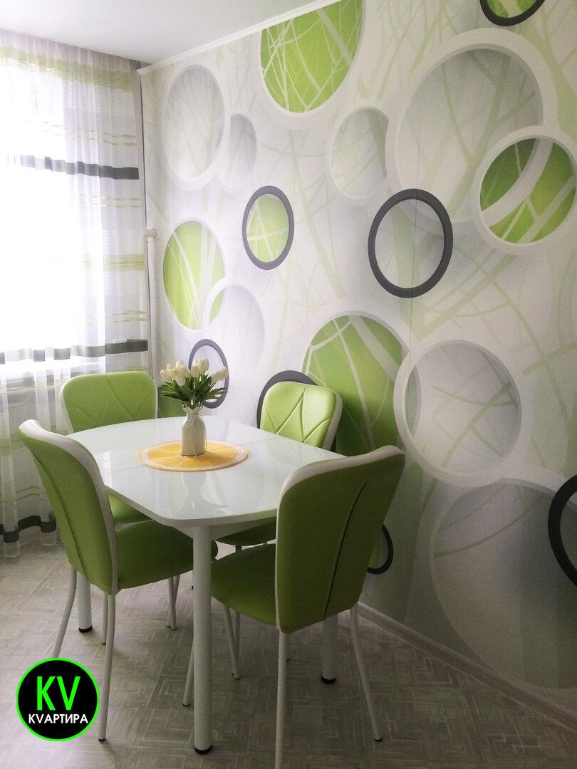Все просто и легко. Функциональная кухня с зеленым акцентом идеи для дома,интерьер и дизайн