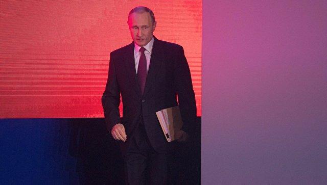 Опрос показал отношение россиян к посланию Путина