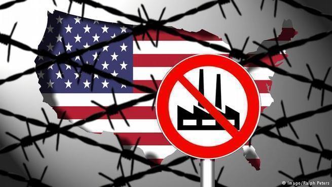 Мировая торговая война с США