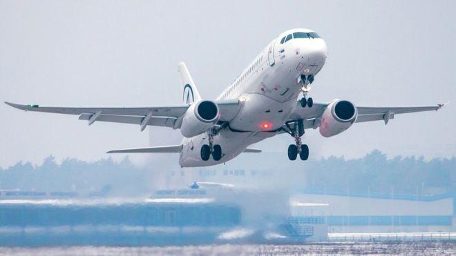 """В """"Аэрофлоте"""" считают Superjet наименее безопасным из своих самолетов"""