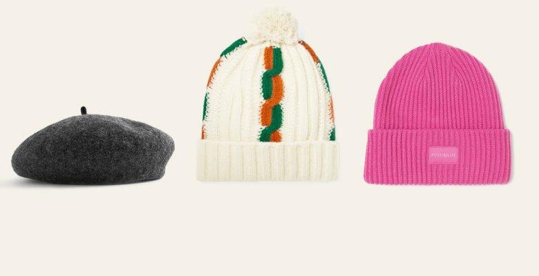Стильные шапки (бывают и так…