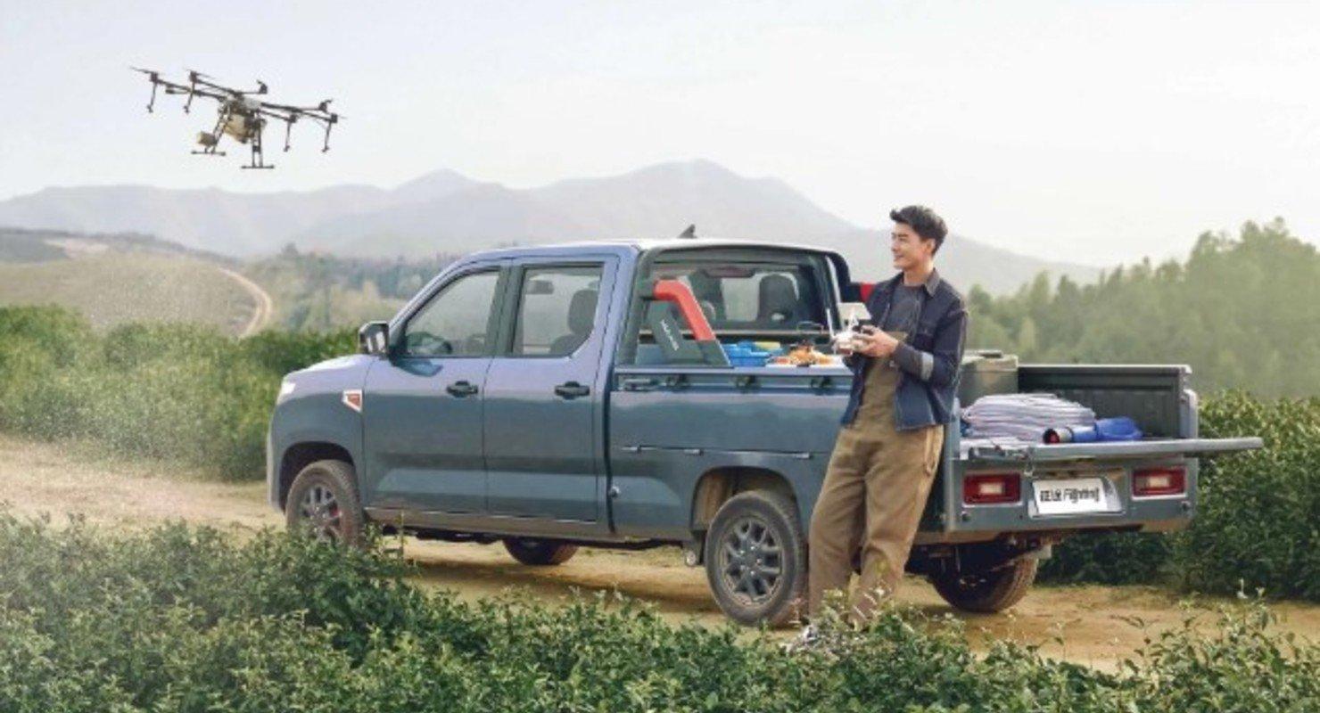 Компания Wuling преступила к продажам модели Zhengtu на территории Китая Автомобили
