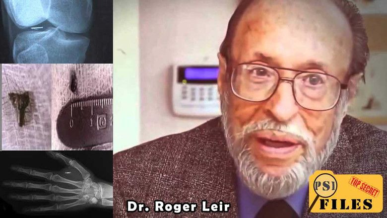 Доктор Роджер Лир и его иссл…