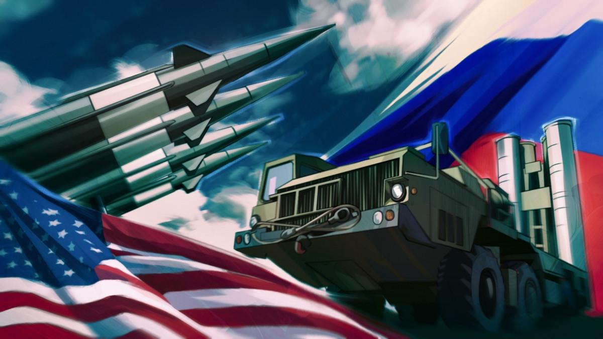 Как при нанесении США ракетно-ядерного удара по территории России ответит Москва. Источник изображения: