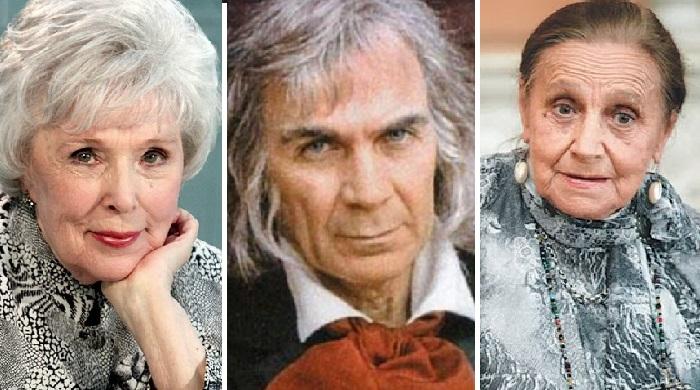 Как живут и выглядят 7 старейших актеров театра и кино России, переступивших 90-летний рубеж