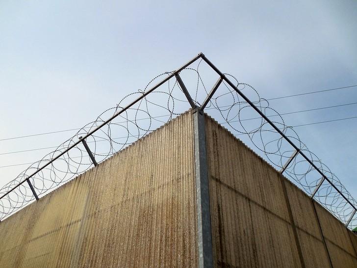 Сосед-богатей решил мою дачу забором обнести. Чтобы нищету не видеть