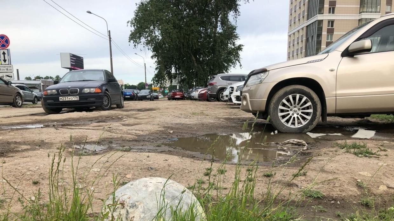 Нарушения парковки в Петербурге начнут фиксировать в автоматическом режиме Общество