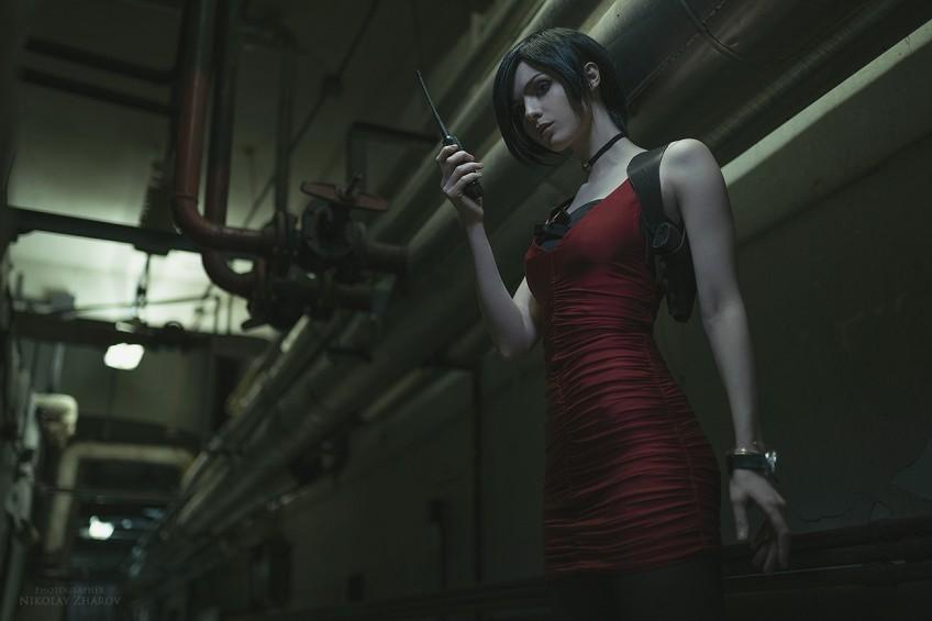 Косплей недели: Resident Evil 2, Death Stranding, «Как приручить дракона», WoW, The Witcher Игры,косплей