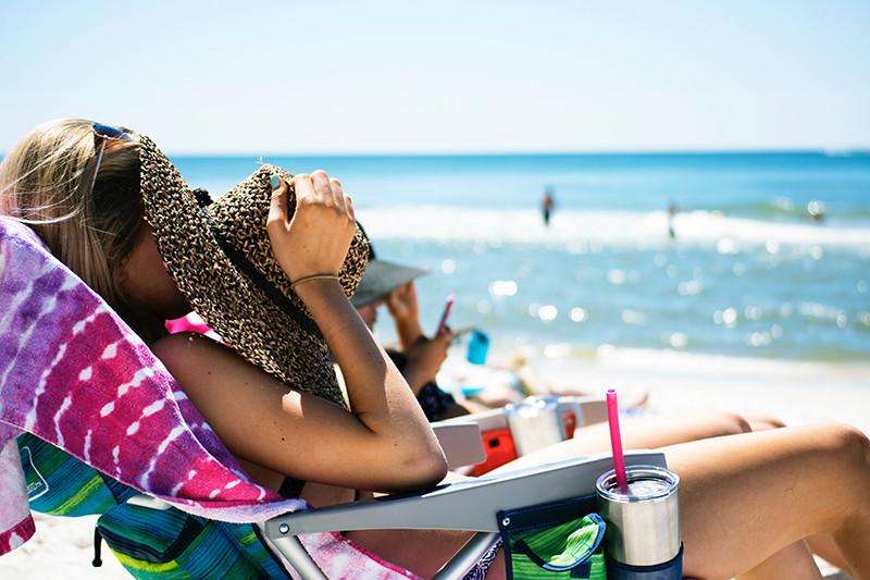 Как правильно загорать без вреда для здоровья загар,здоровье,кожа,солнце