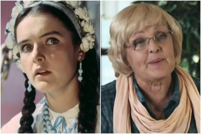 Любовь с собственным преподавателем: вот как сложилась судьба актрисы Ады Роговцевой