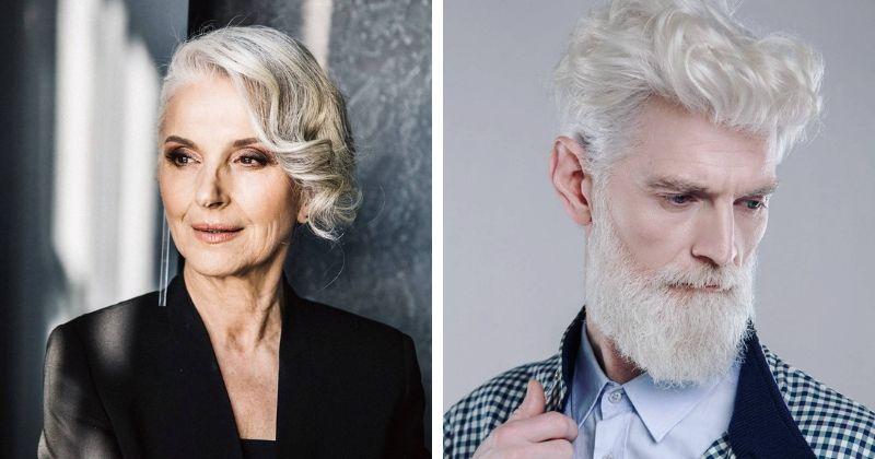 Модельное агентство пересматривает стандарты красоты, работая с моделями 45 лет или старше