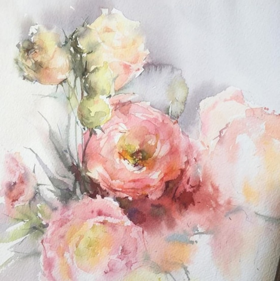 художник Olena Duchene (Елена Дюшан) картины – 07