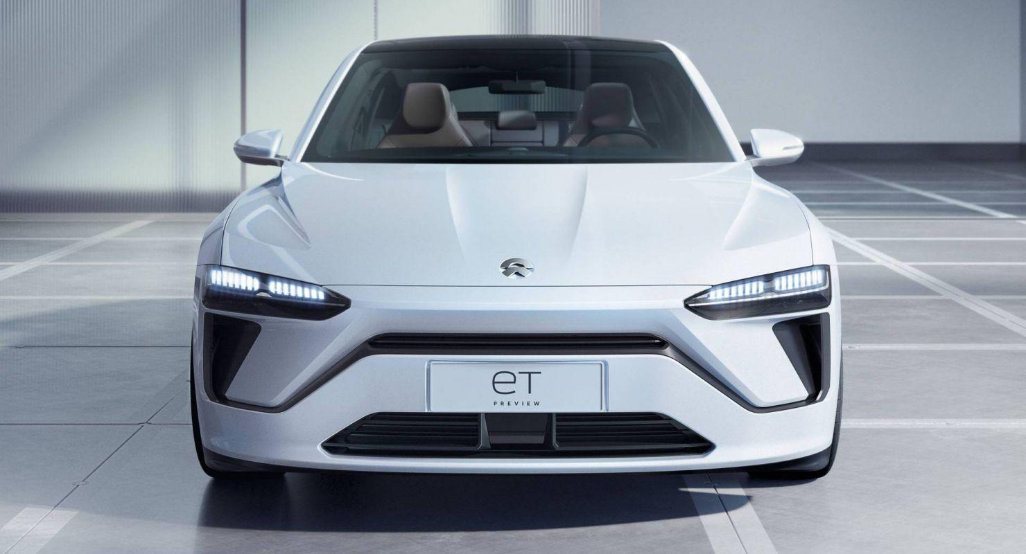 Основатель бренда NIO назвал главных конкурентов Автомобили
