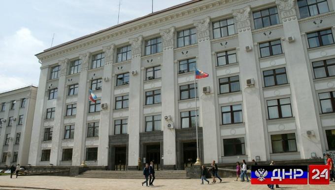 Срочно: В центре Луганска рядом с правительством прогремел взрыв