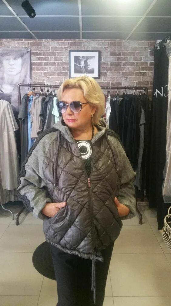 Стильная верхняя одежда для женщин 60+. Чтобы быть красивой и не замерзнуть